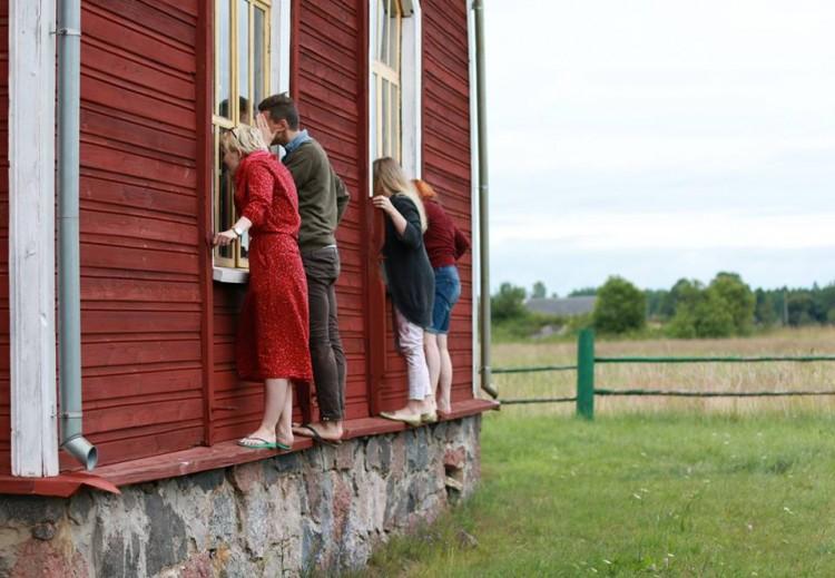 Nefa Saaremaal 2015 suvi